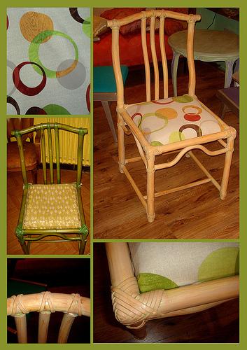 Реставрация деревянного стула своими руками