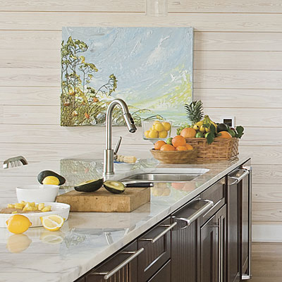 картина кухня
