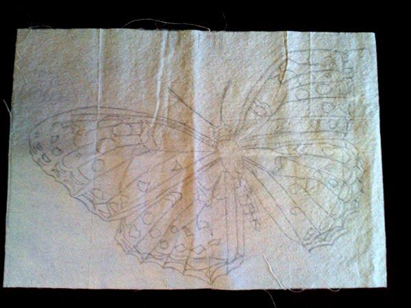 роспись по ткани акрилом