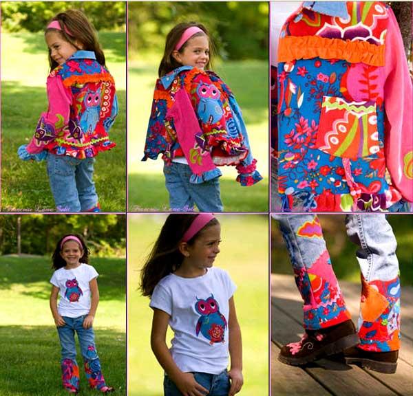 детская одежда своими руками