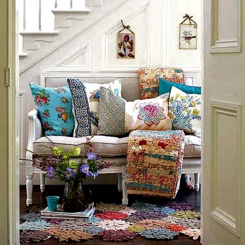 декоративные подушки фото 4