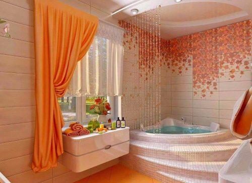Идеи декора интерьера ванной комнаты
