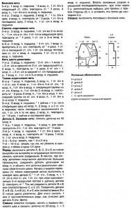 описание вязания фриформ