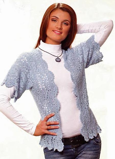 Вязание свитера для малышей спицами для начинающих