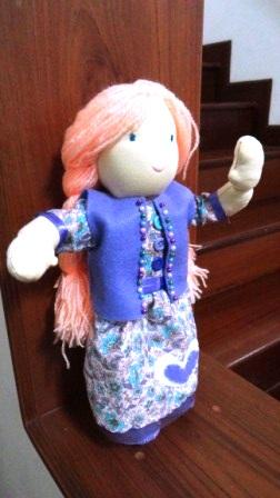 кукла своими руками мастер класс