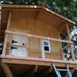 Дом на дереве 10