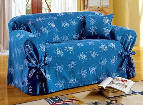 Как сшить чехлы на диваны и кресла