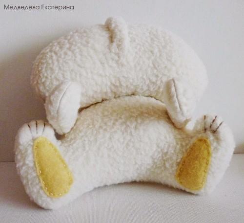Заяц игрушка 23