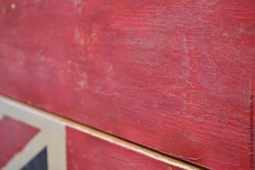 Покраска мебели - декор комода из ИКЕИ 5