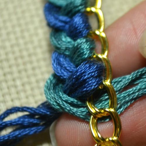 ожерелья на шею своими руками