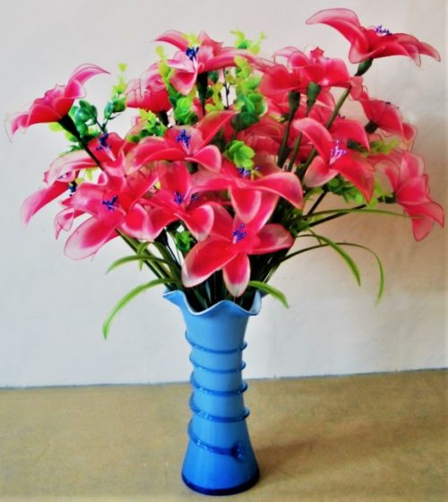 цветы из капрона своими руками